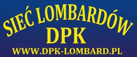 Dpk Lombard sklep online, pożyczki pod zastaw, skup