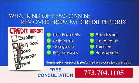 Naprawa i budowanie historii kredytowej