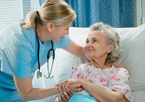Opiekunka do starszej osoby