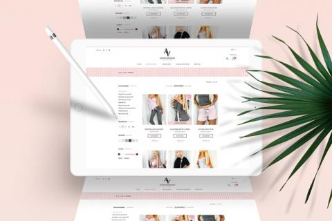Tworzenie stron i sklepów internetowych