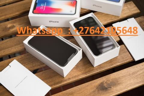 Apple iPhone X 64GB dla 420 EURO i Apple iPhone X 256GB dla 480 EURO