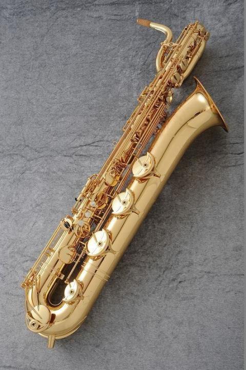 Yamaha YBS-62 Professional Baritone Saxophone/Roland TD-20S V-Pro Electronic Drum Set