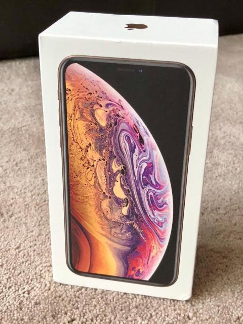 Apple iPhone Xs 64GB, Apple iPhone Xs Max 256GB,  iPhone Xs Max 512GB Smartphone / WhatsApp: +32460222111
