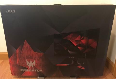 Acer Predator Orion 9000 - HIGHEND-GAMING - Core i9-7900X - GTX1080 16 GB 1256 GB