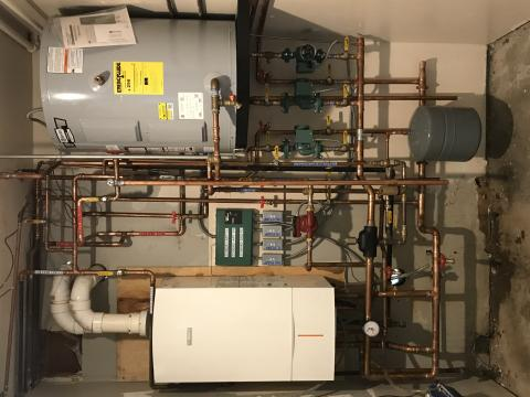 Plumbing and heating