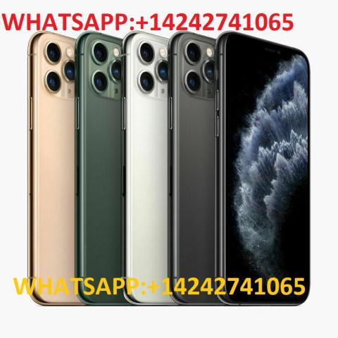 Wholesale For Apple iPhone 11, Apple iPhone 11 Pro, Apple iPhone 11 Pro Max 256GB / 512GB 4G Factory Unlocked 6.5″